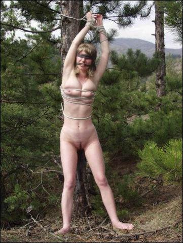 Verkrachter laat exvriendin achter in het bos en pas na dagen komt ze vrij
