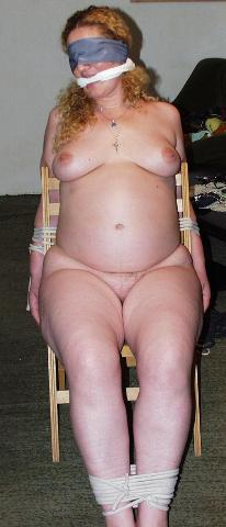 Geblinkdoekt is deze zwangere dikke sloerie